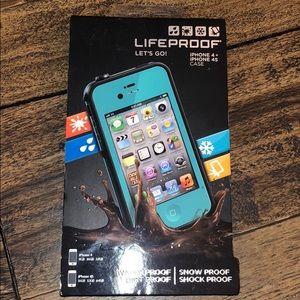 iPhone 4/4s Lifeproof case